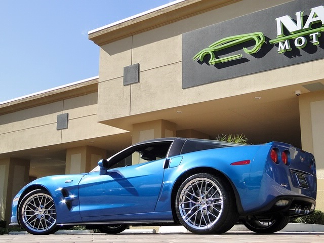 2010 Chevrolet Corvette ZR1 - Photo 14 - Naples, FL 34104