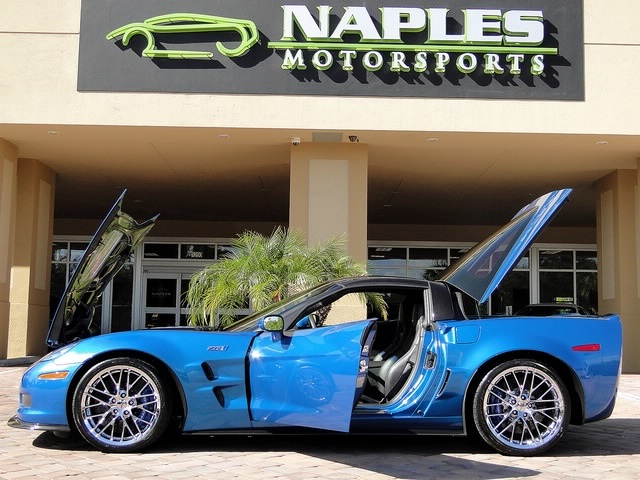 2010 Chevrolet Corvette ZR1 - Photo 20 - Naples, FL 34104