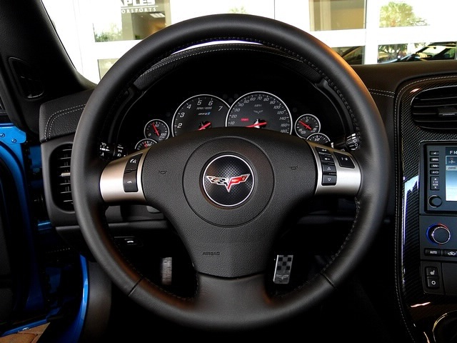 2010 Chevrolet Corvette ZR1 - Photo 38 - Naples, FL 34104