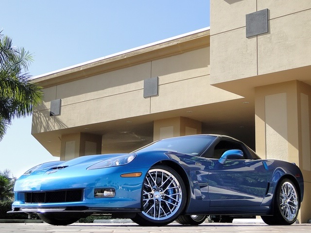 2010 Chevrolet Corvette ZR1 - Photo 25 - Naples, FL 34104