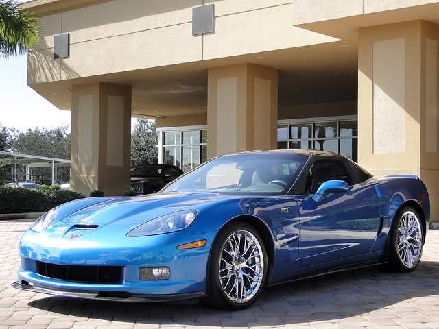 2010 Chevrolet Corvette ZR1 - Photo 41 - Naples, FL 34104