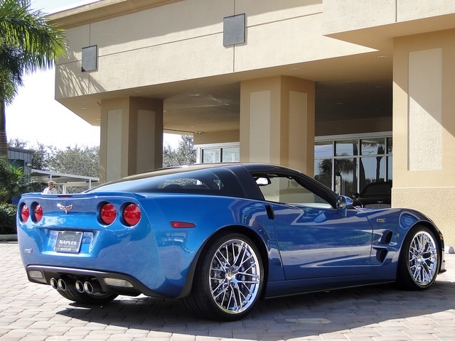 2010 Chevrolet Corvette ZR1 - Photo 53 - Naples, FL 34104