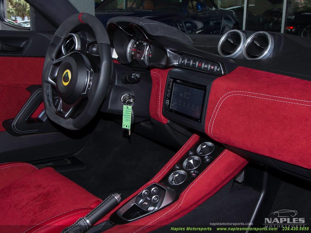 2017 Lotus Evora 400 - Photo 42 - Naples, FL 34104