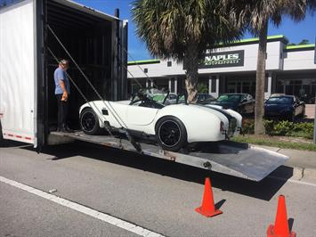 1965 Replica/Kit BackDraft Racing Shelby Cobra 427 Sedan