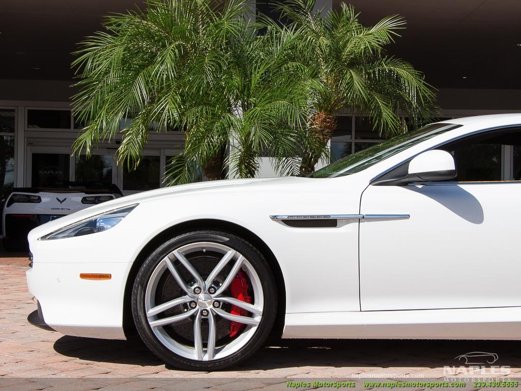 2012 Aston Martin Virage - Photo 21 - Naples, FL 34104