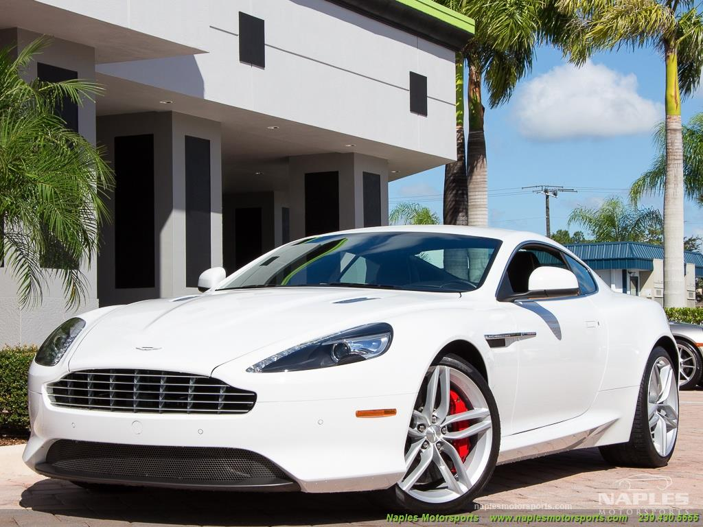 2012 Aston Martin Virage - Photo 5 - Naples, FL 34104