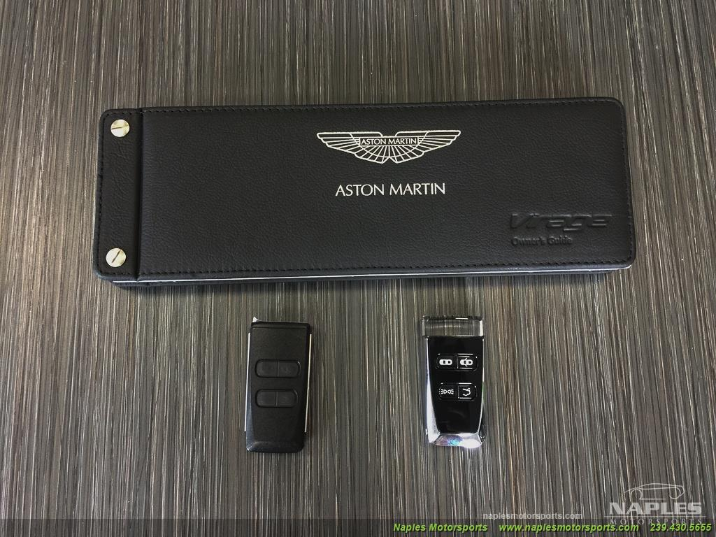 2012 Aston Martin Virage - Photo 59 - Naples, FL 34104