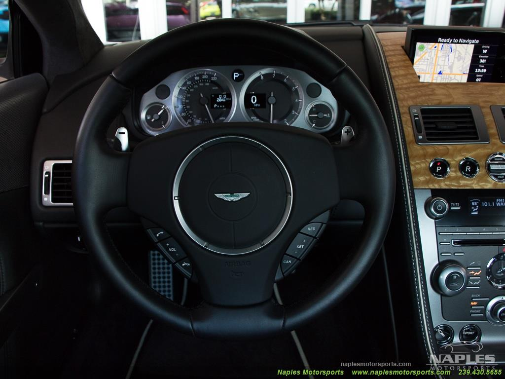 2012 Aston Martin Virage - Photo 11 - Naples, FL 34104