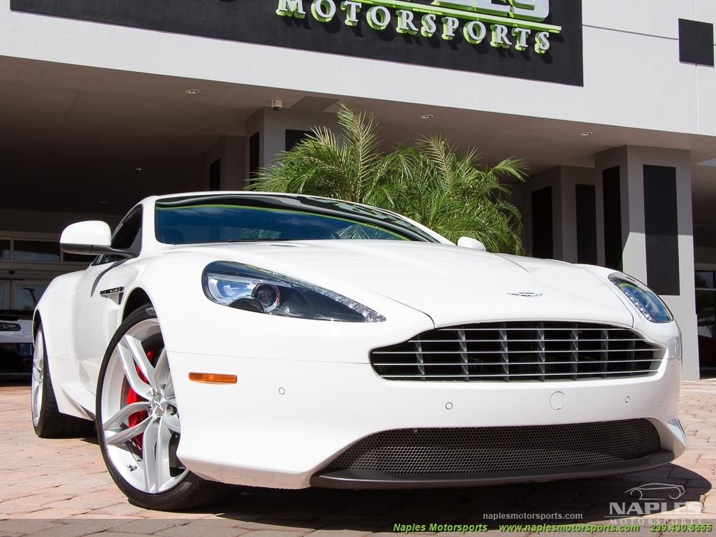 2012 Aston Martin Virage - Photo 40 - Naples, FL 34104