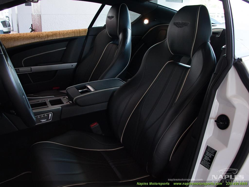 2012 Aston Martin Virage - Photo 28 - Naples, FL 34104