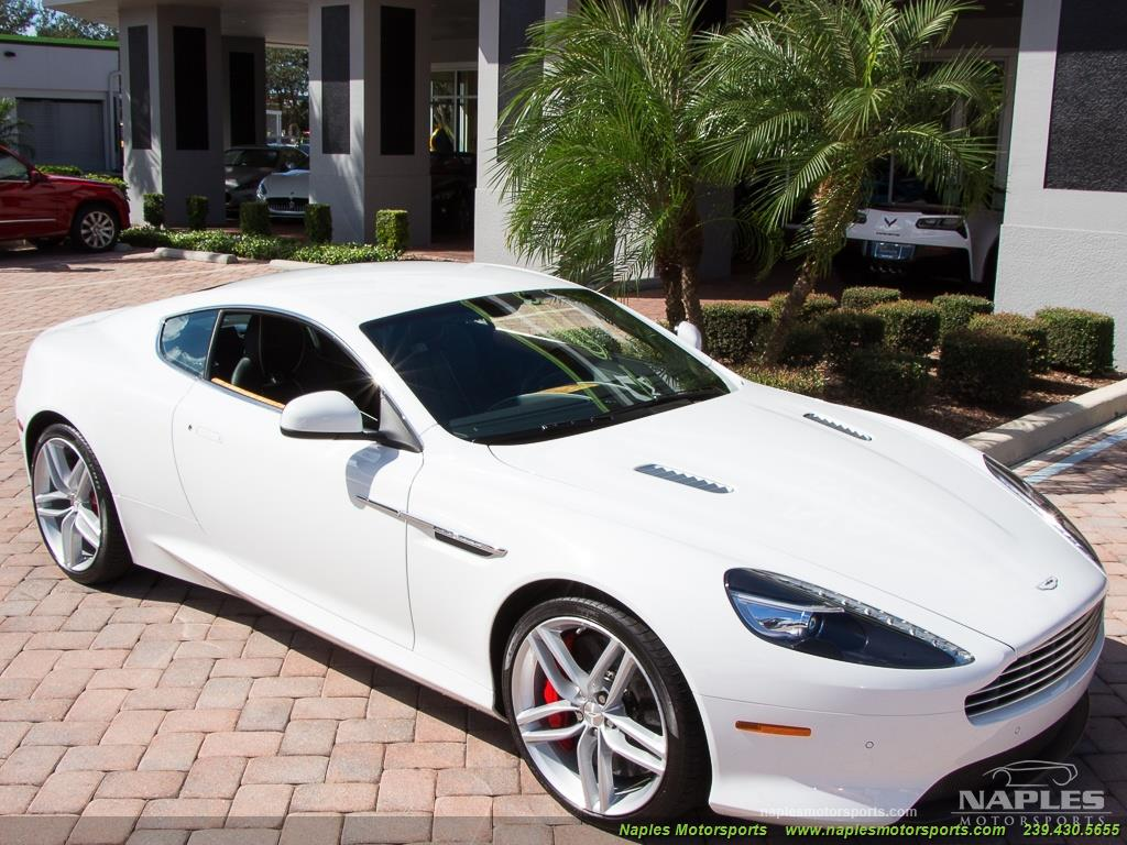 2012 Aston Martin Virage - Photo 29 - Naples, FL 34104