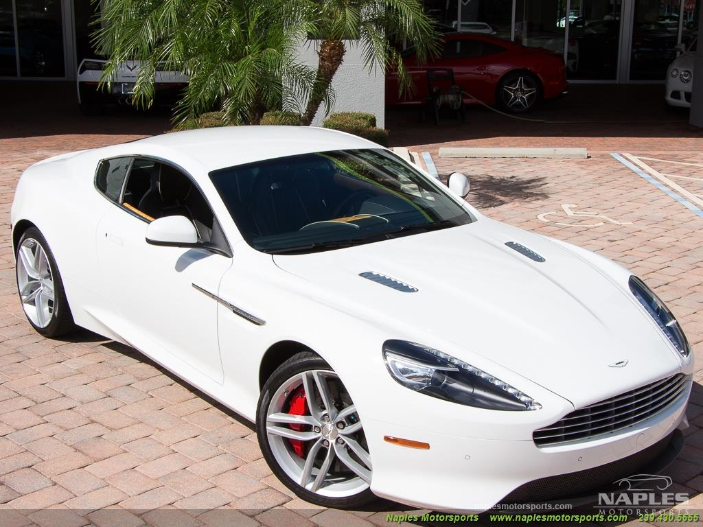 2012 Aston Martin Virage - Photo 51 - Naples, FL 34104