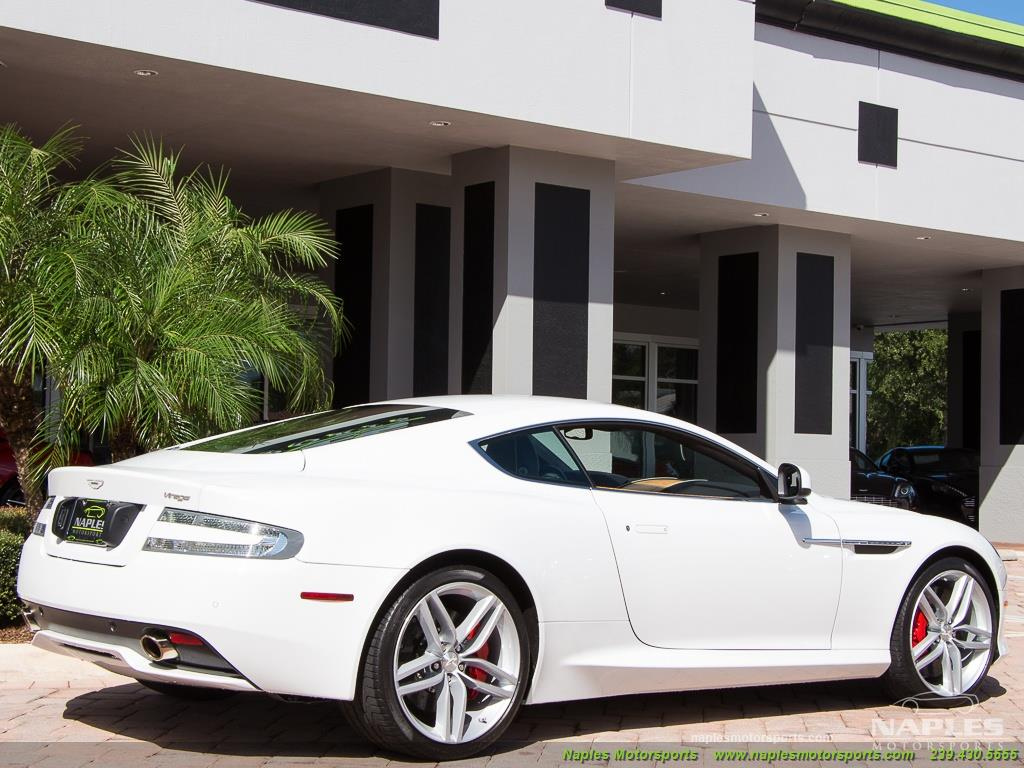 2012 Aston Martin Virage - Photo 23 - Naples, FL 34104