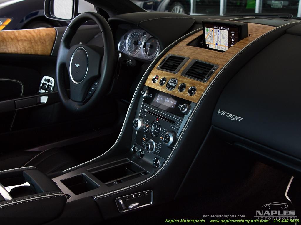 2012 Aston Martin Virage - Photo 20 - Naples, FL 34104