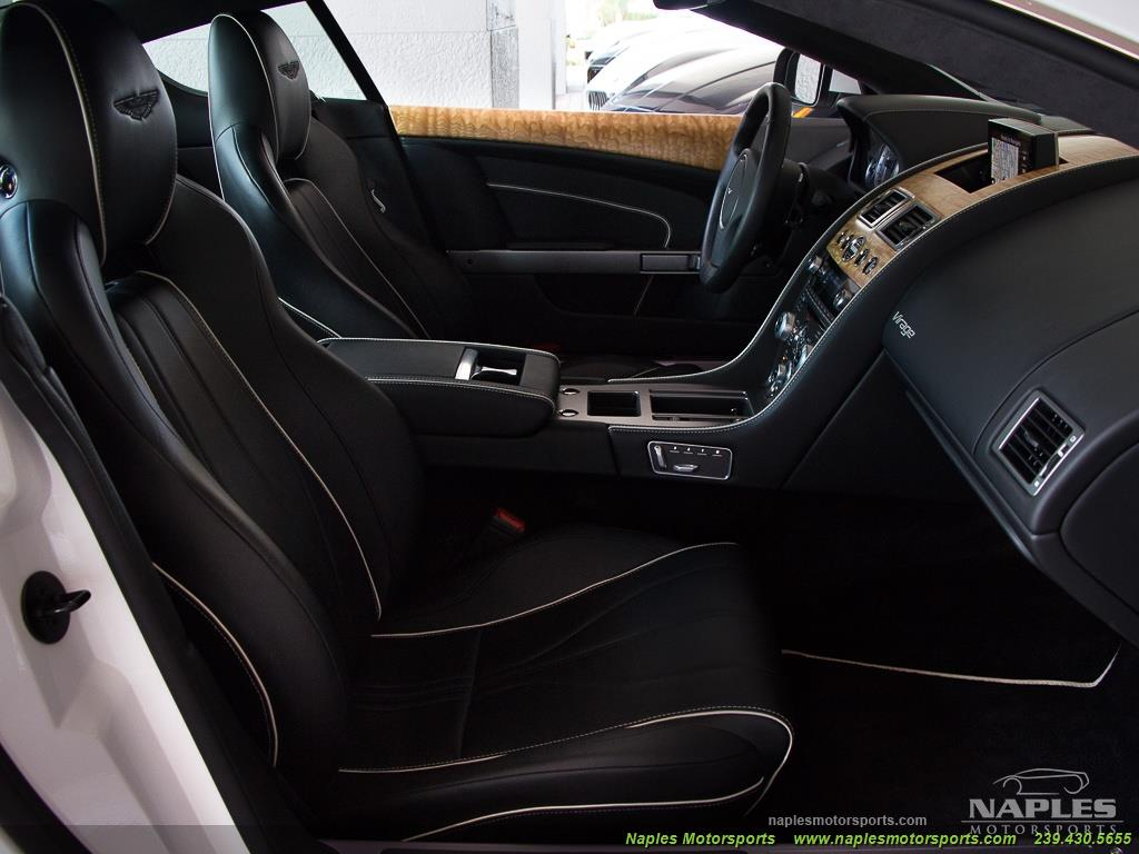 2012 Aston Martin Virage - Photo 30 - Naples, FL 34104
