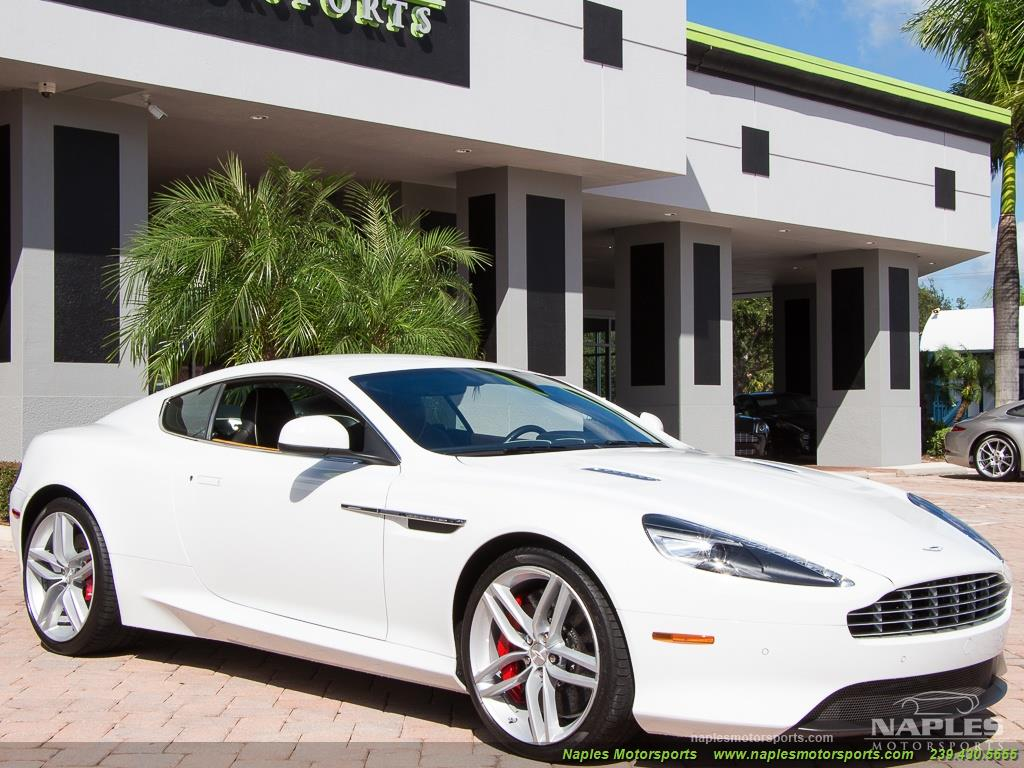 2012 Aston Martin Virage - Photo 39 - Naples, FL 34104