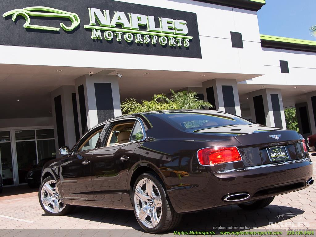 2014 Bentley Flying Spur - Photo 46 - Naples, FL 34104