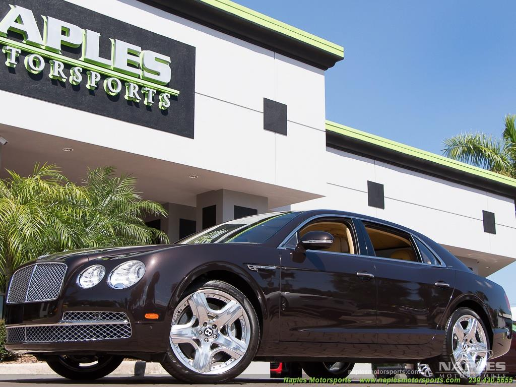 2014 Bentley Flying Spur - Photo 19 - Naples, FL 34104