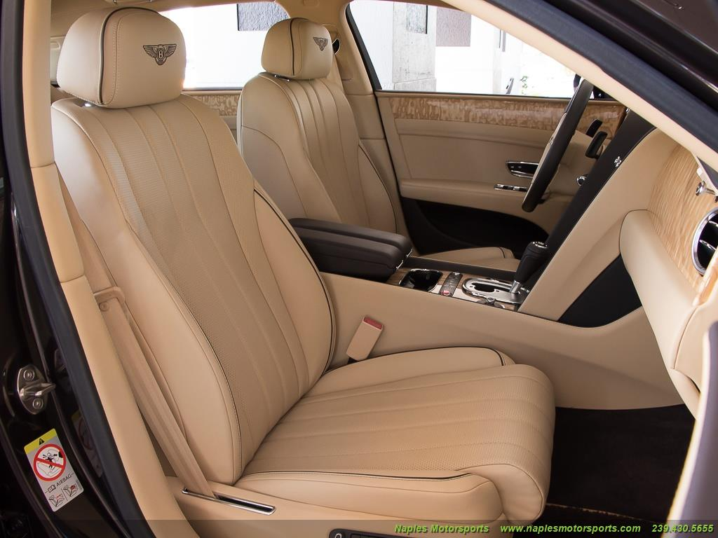 2014 Bentley Flying Spur - Photo 22 - Naples, FL 34104