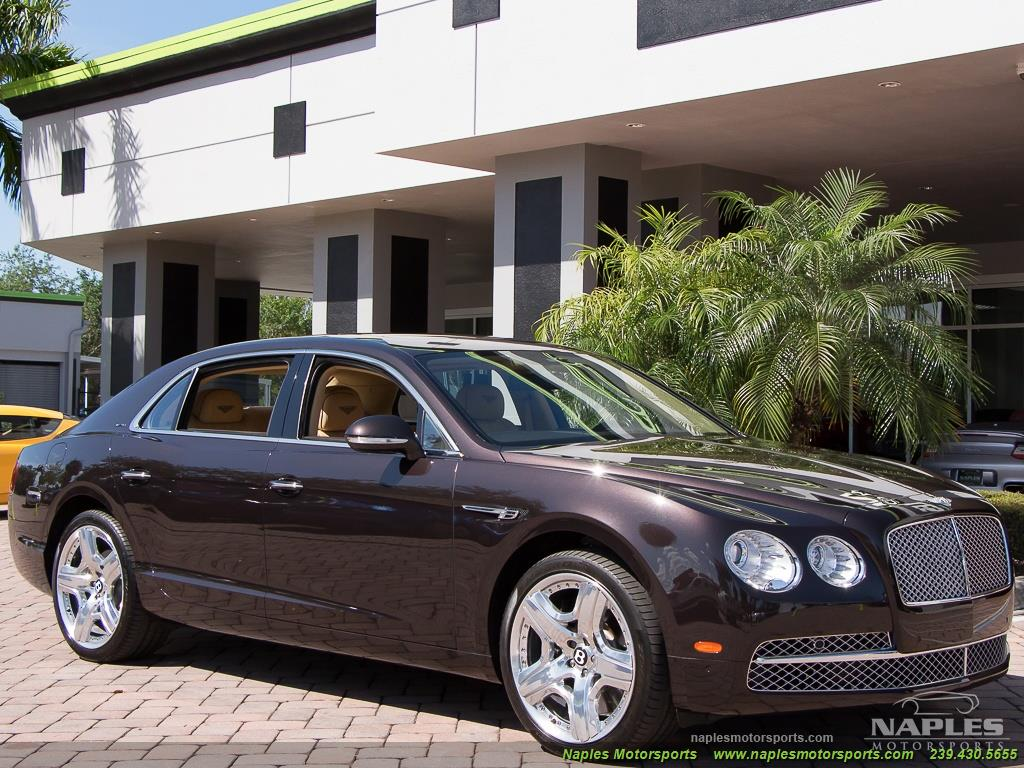 2014 Bentley Flying Spur - Photo 31 - Naples, FL 34104
