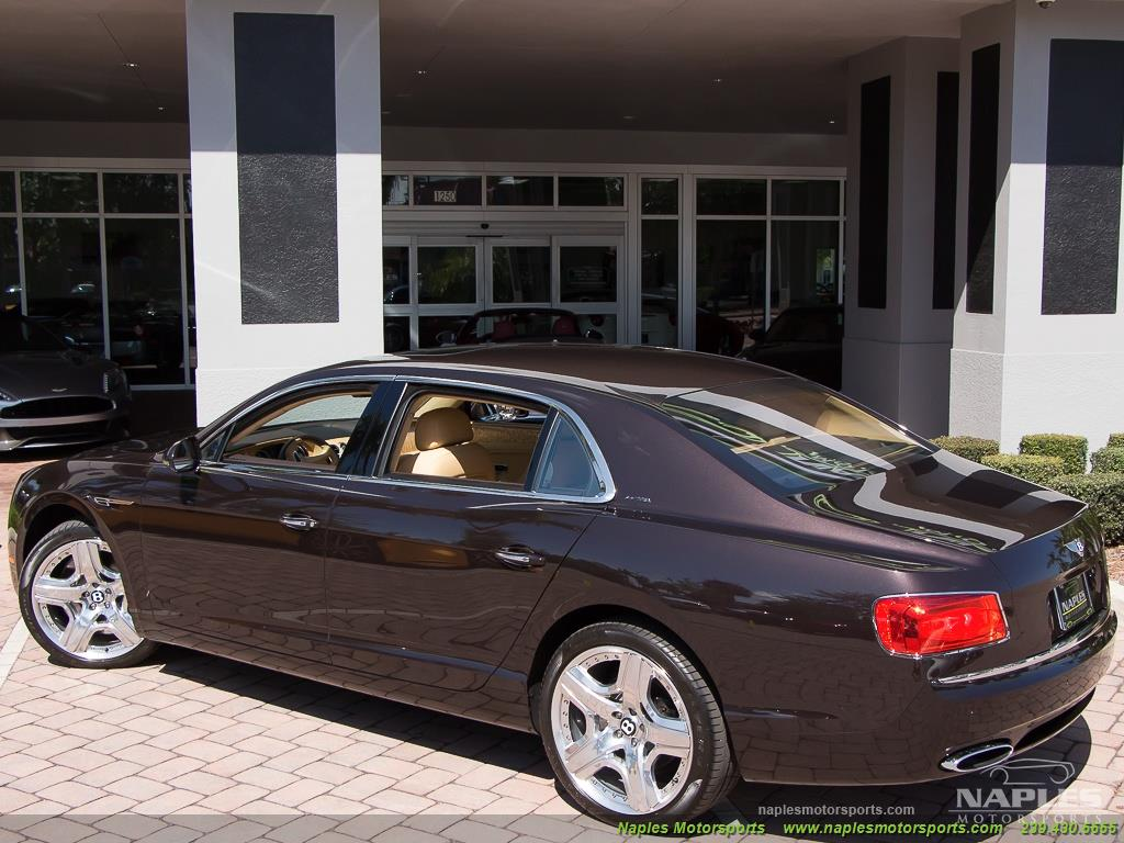 2014 Bentley Flying Spur - Photo 47 - Naples, FL 34104