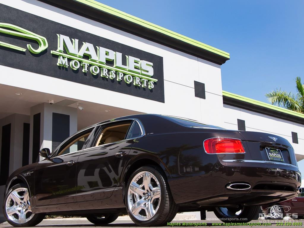 2014 Bentley Flying Spur - Photo 45 - Naples, FL 34104