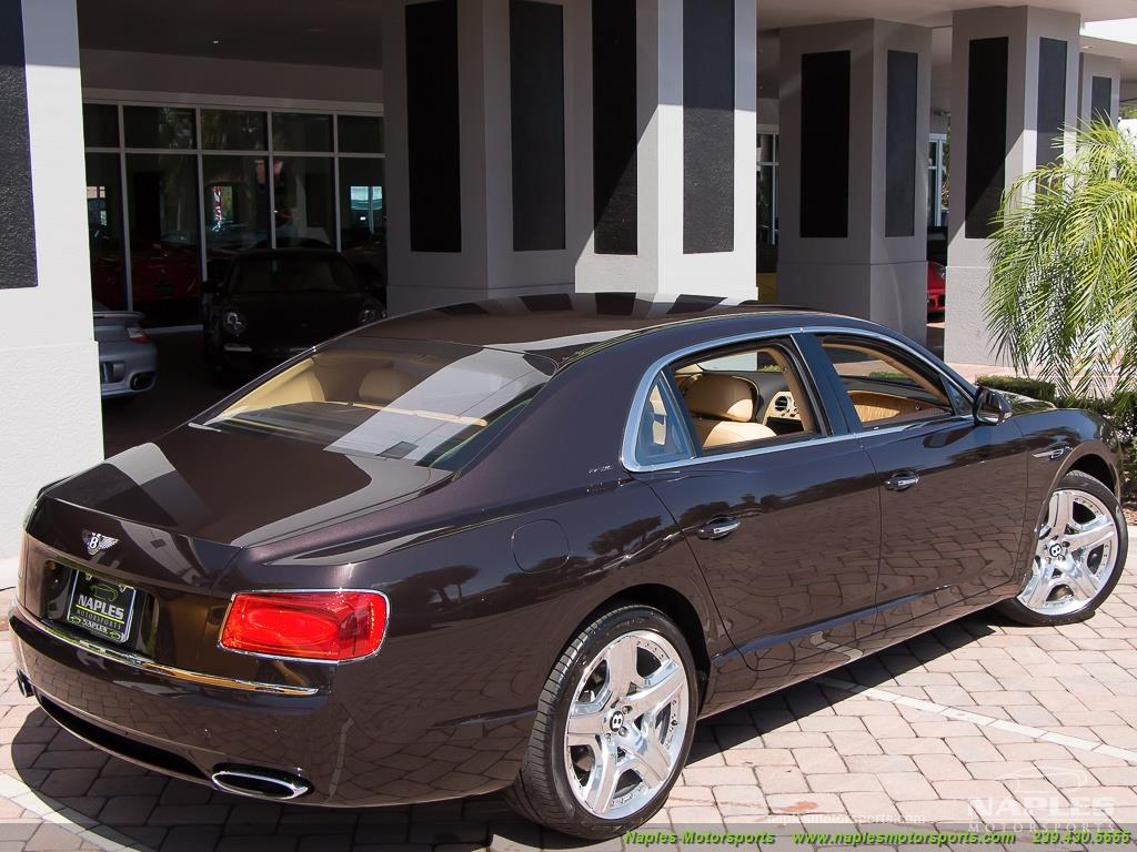 2014 Bentley Flying Spur - Photo 50 - Naples, FL 34104