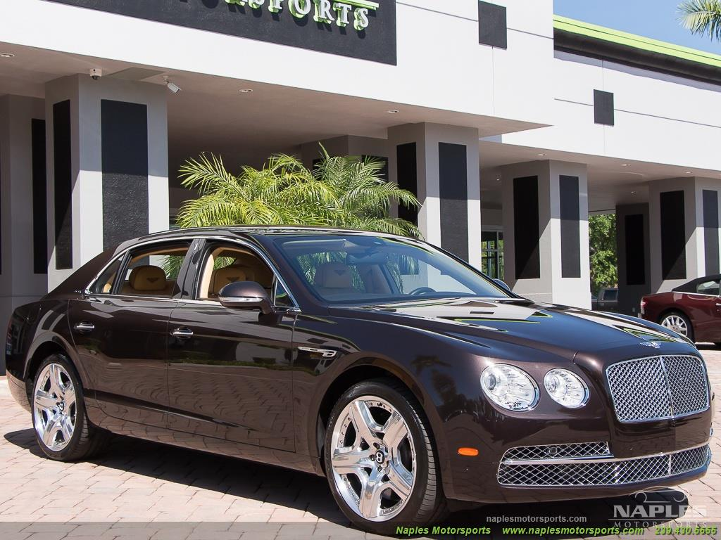 2014 Bentley Flying Spur - Photo 40 - Naples, FL 34104