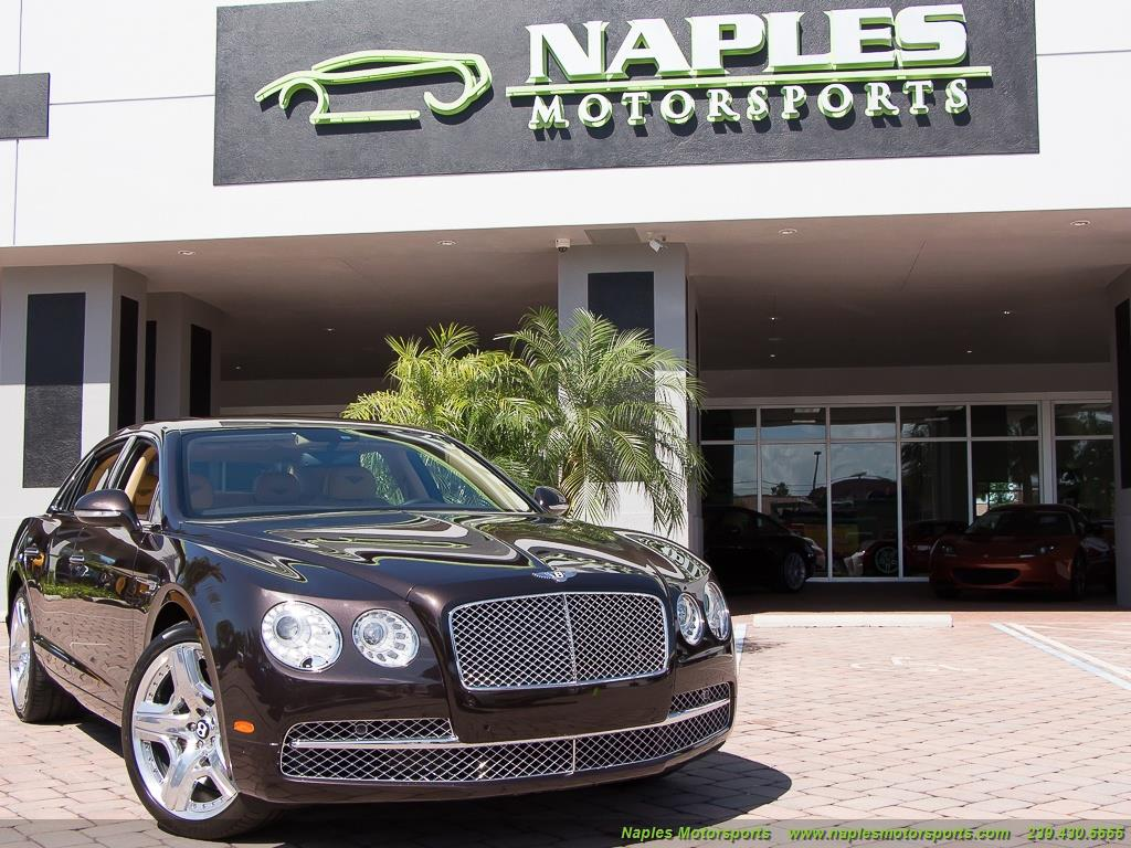 2014 Bentley Flying Spur - Photo 54 - Naples, FL 34104