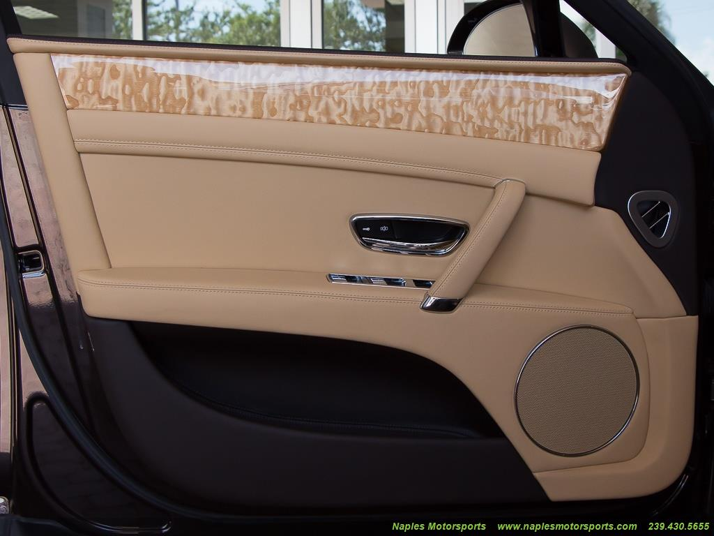 2014 Bentley Flying Spur - Photo 55 - Naples, FL 34104
