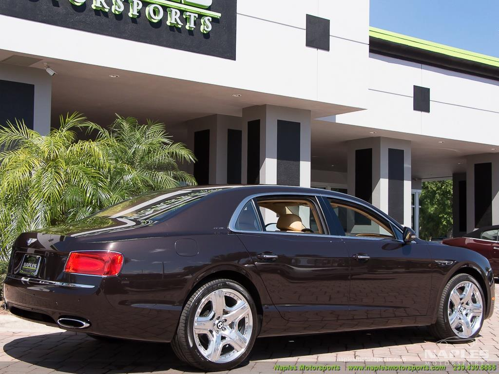 2014 Bentley Flying Spur - Photo 27 - Naples, FL 34104