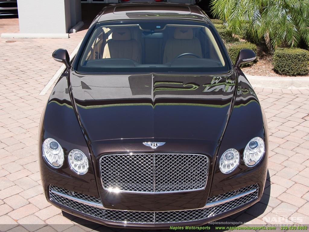 2014 Bentley Flying Spur - Photo 38 - Naples, FL 34104