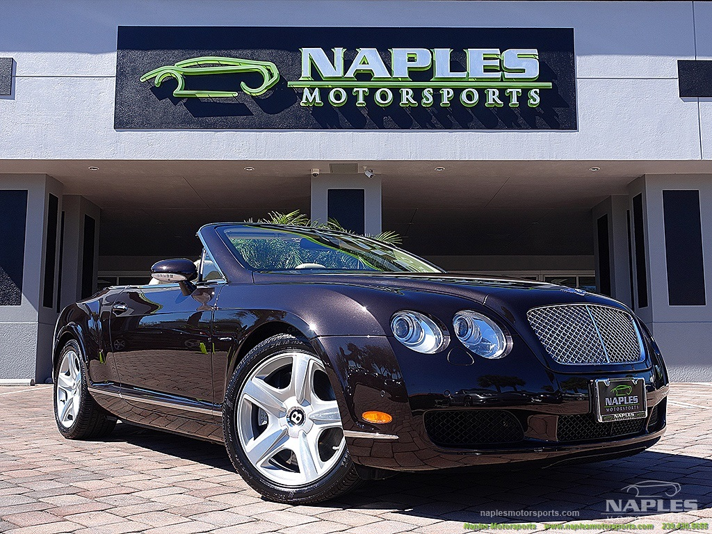 2008 Bentley Continental GT GTC - Photo 56 - Naples, FL 34104