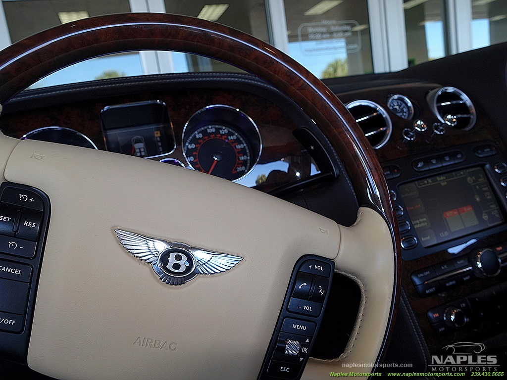 2008 Bentley Continental GT GTC - Photo 19 - Naples, FL 34104