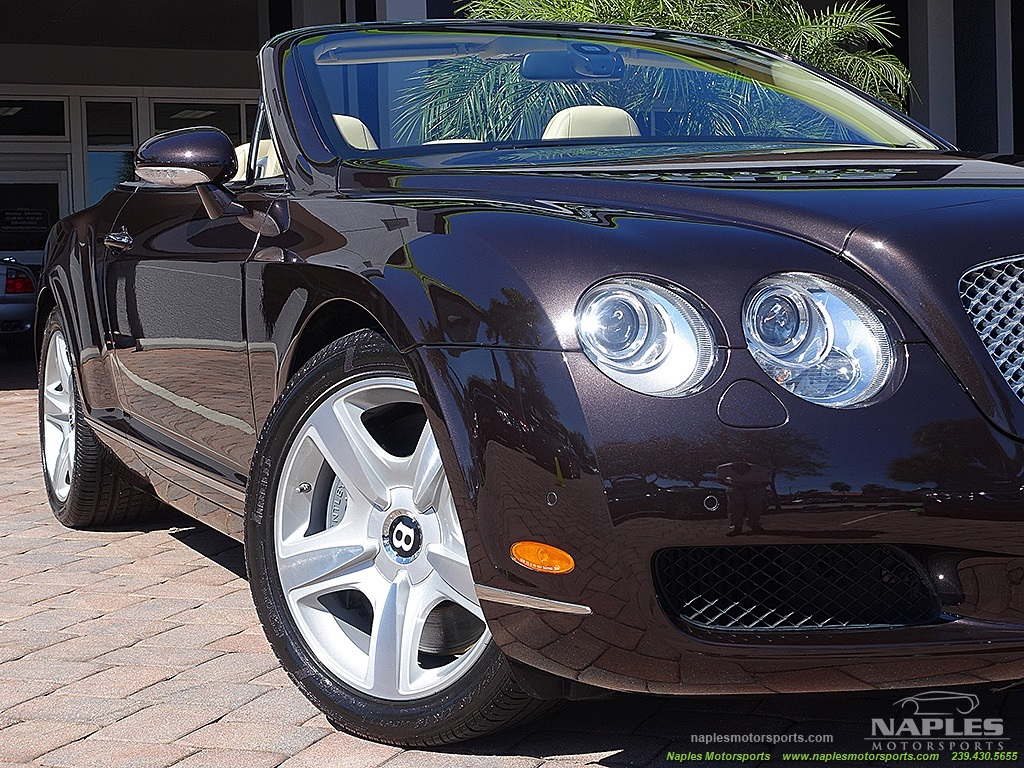 2008 Bentley Continental GT GTC - Photo 36 - Naples, FL 34104