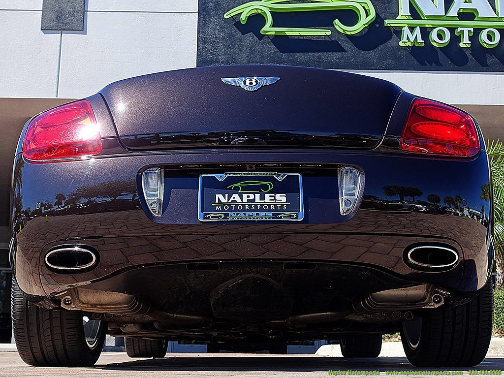 2008 Bentley Continental GT GTC - Photo 41 - Naples, FL 34104