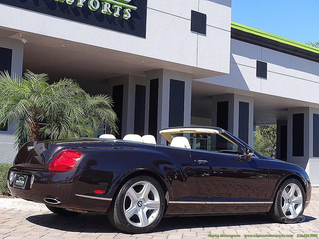 2008 Bentley Continental GT GTC - Photo 26 - Naples, FL 34104