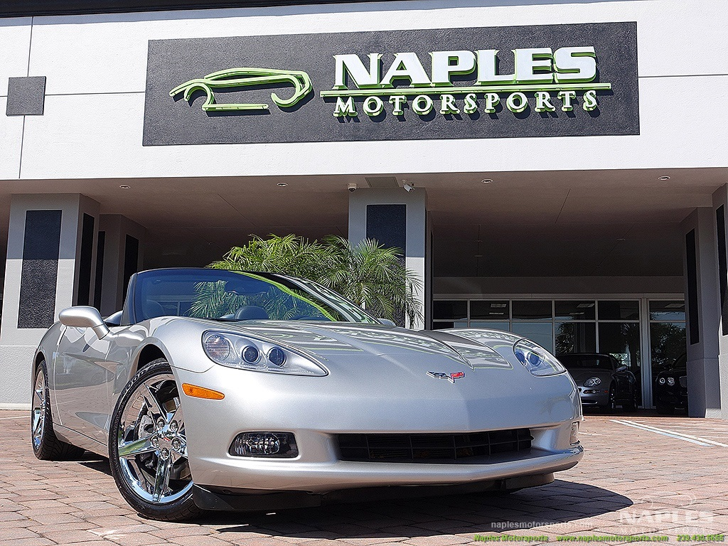 2008 Chevrolet Corvette Convertible - Photo 55 - Naples, FL 34104
