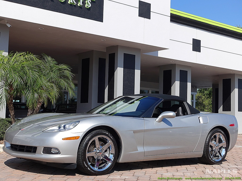 2008 Chevrolet Corvette Convertible - Photo 6 - Naples, FL 34104