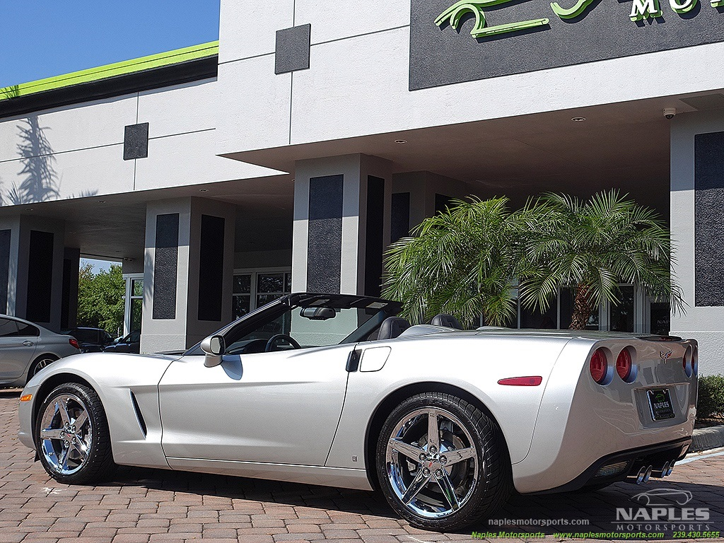 2008 Chevrolet Corvette Convertible - Photo 30 - Naples, FL 34104