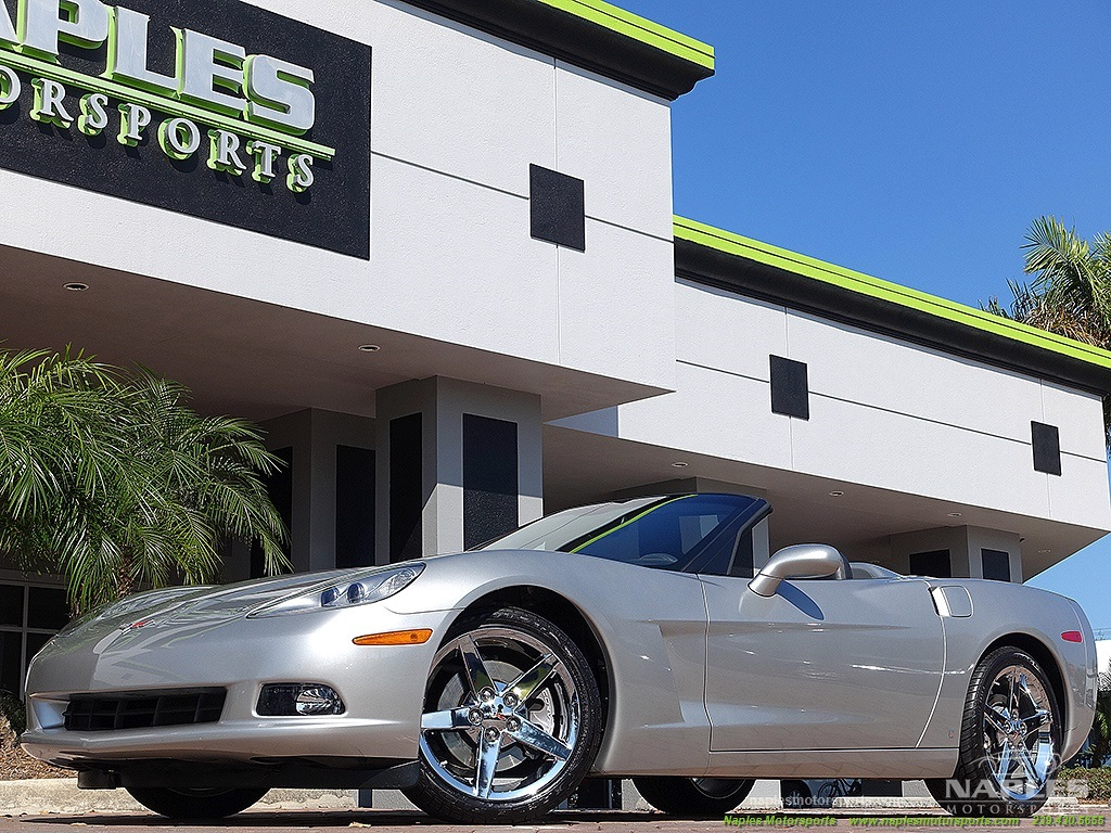2008 Chevrolet Corvette Convertible - Photo 16 - Naples, FL 34104