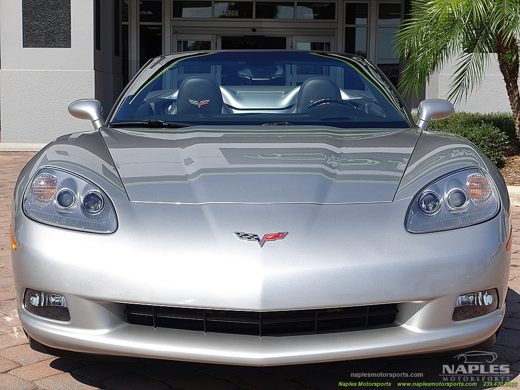 2008 Chevrolet Corvette Convertible - Photo 12 - Naples, FL 34104