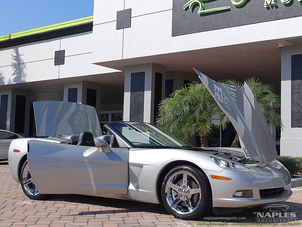 2008 Chevrolet Corvette Convertible - Photo 26 - Naples, FL 34104