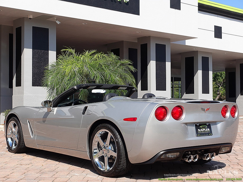 2008 Chevrolet Corvette Convertible - Photo 38 - Naples, FL 34104