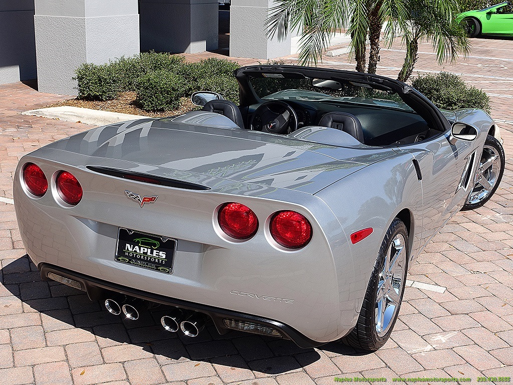 2008 Chevrolet Corvette Convertible - Photo 46 - Naples, FL 34104