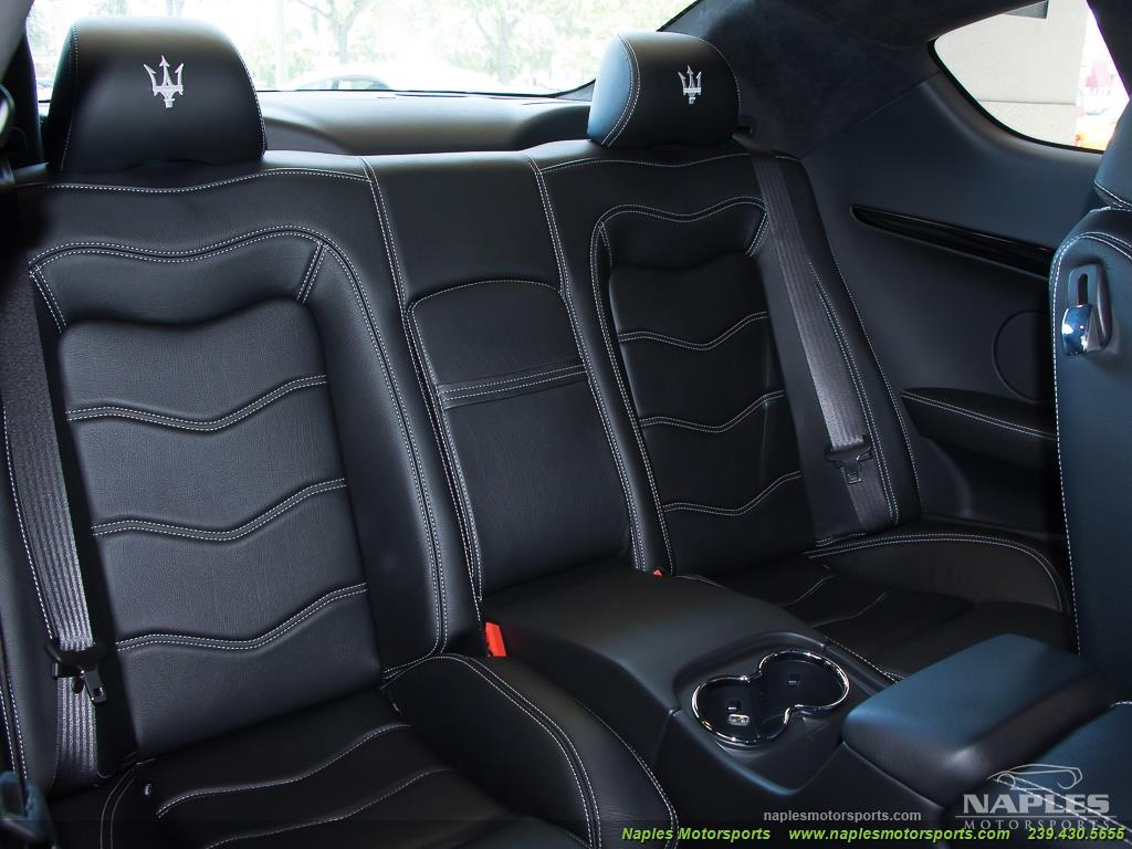 2012 Maserati Gran Turismo Sport - Photo 8 - Naples, FL 34104