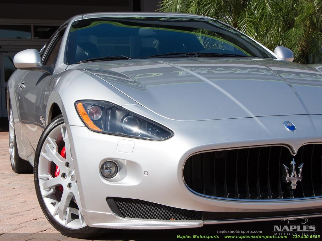 2012 Maserati Gran Turismo Sport - Photo 39 - Naples, FL 34104