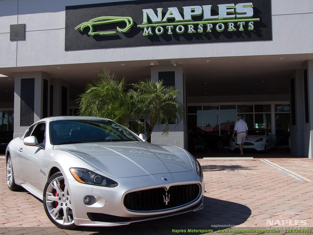 2012 Maserati Gran Turismo Sport - Photo 54 - Naples, FL 34104