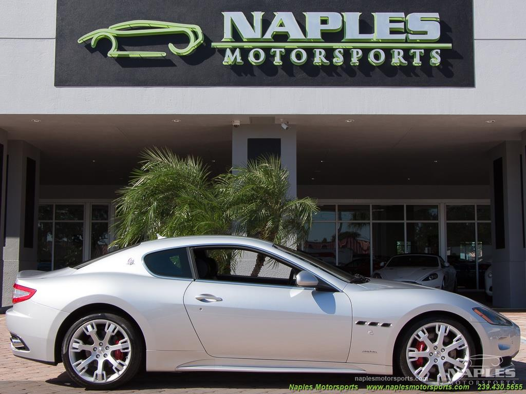 2012 Maserati Gran Turismo Sport - Photo 31 - Naples, FL 34104