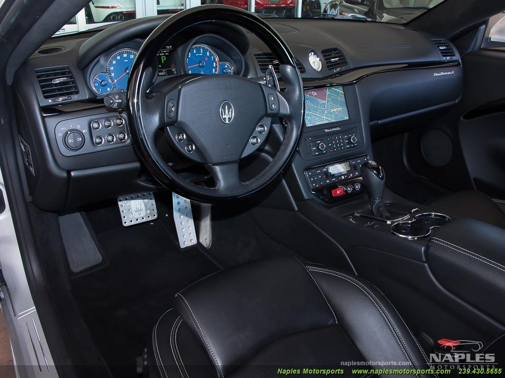 2012 Maserati Gran Turismo Sport - Photo 7 - Naples, FL 34104